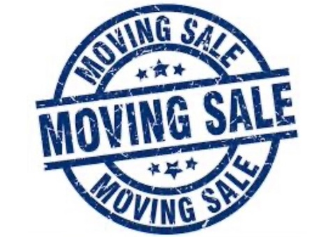 It's Gotta Go! Moving Sale
