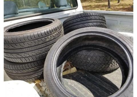 Tires, Pirelli